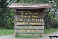 06 Ushuaia - poczatek Ruta 3