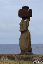 06 Wyspa Wielkanocna - Ahu Tahai