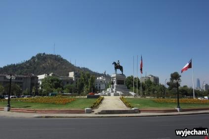 08 Santiago - Plaza Italia