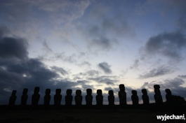 09 Wyspa Wielkanocna - Ahu Tongariki