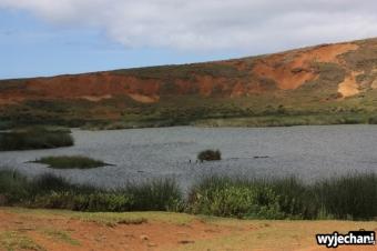 14 Wyspa Wielkanocna - Rano Raraku