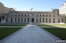 18 Santiago - La Moneda