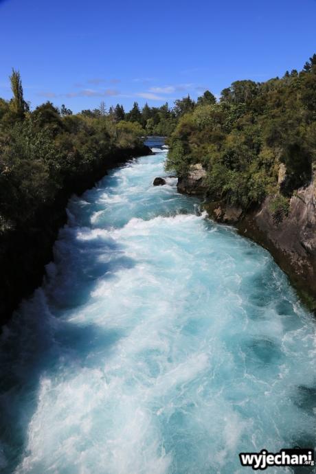 01 Lake Taupo - Huka Falls