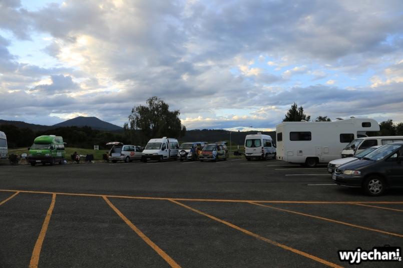 05 Lake Taupo - camping