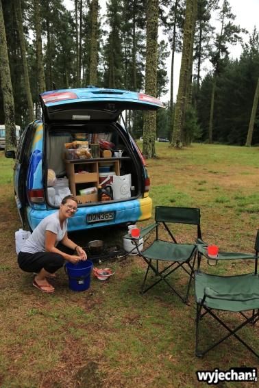 12 Taranaki - camping