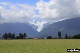 04 Z gosciem - kodowiec Fox Glacier