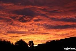 04 Z gosciem - sunset