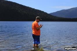 08 Z gosciem - w poszukiwaniu zasiegu w jeziorze