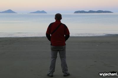 11 Marlborough Sounds - sunset