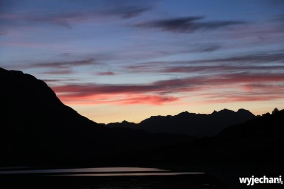 11 Z gosciem - sunset