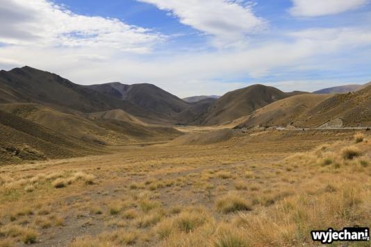 15 Z gosciem - Lindis Pass