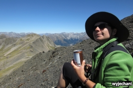 16 Arthur's Pass - Avalanche Peak