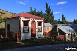 16 Homestead Campsite - droga powrotna - St Bathans