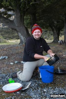 18 Z gosciem - zmywanie garow po kardinadlach