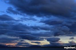 24 Z gosciem - sunset