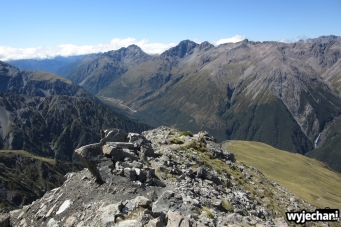 25 Arthur's Pass - Avalanche Peak