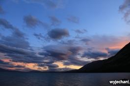 25 Z gosciem - sunset