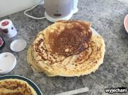 32 Z gosciem - Okolice Oamaru - ostatnie sniadanie