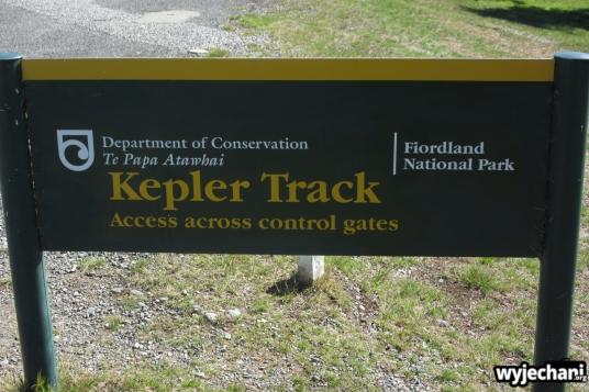 01 Kepler Track