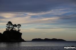 04 Titirangi Campsite sunset
