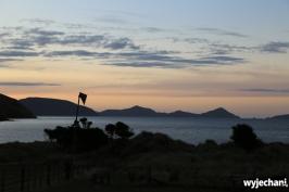 09 Titirangi Campsite sunset