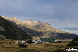20 Queenstown - Mount Cook camping