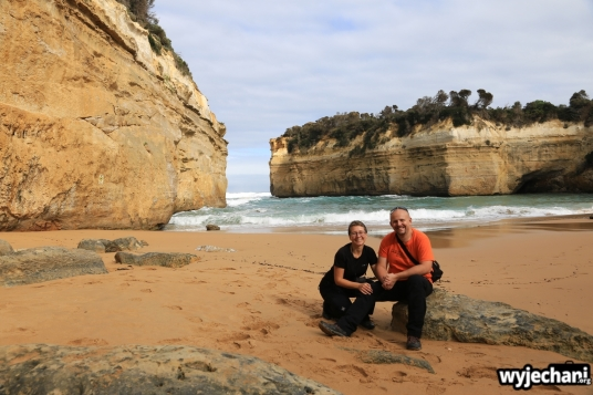 09 Great Ocean Road - Loch Ard Gorge