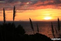 12 Wschodnie wybrzeze - sunset