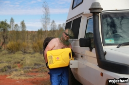 21 Outback cz.1 - paliwo