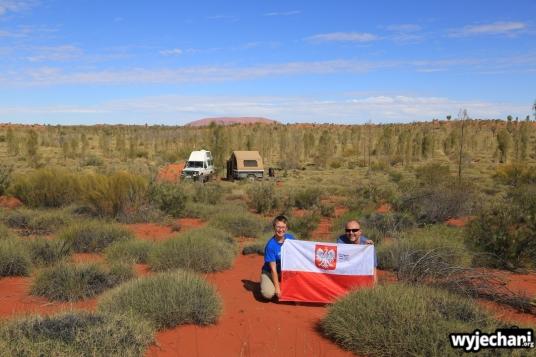 23 Outback cz.1 - na campingu