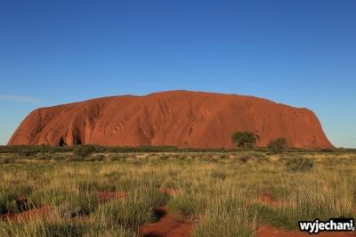 25 Outback cz.1 - Uluru zachod slonca