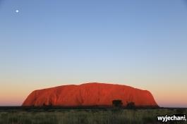 30 Outback cz.1 - Uluru - zachod slonca