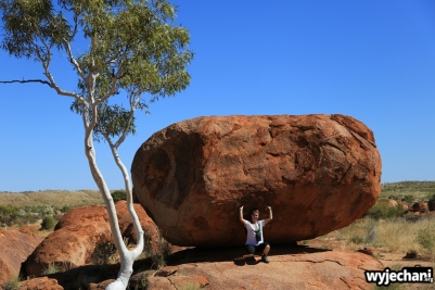 33 Outback cz.2 - Devils Marbles
