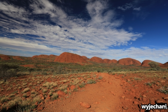 40 Outback cz.1 - Kata Tjuta - Valley of the Wind