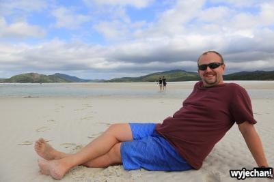 07 Whitsunday Islands NP - Whitehaven Beach