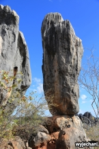 49 Cape York - inne miejsca - Chillagoe - Balancing Rock