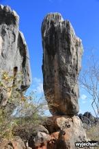 49 Cape York - inne miejsca - Chillagoe - Balancing Rock