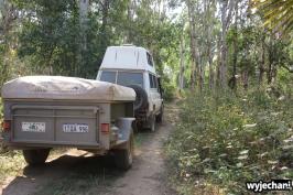 60 Cape York - przejazdy - droga do Lakefield NP