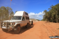 63 Cape York - przejazdy - Bamaga Road