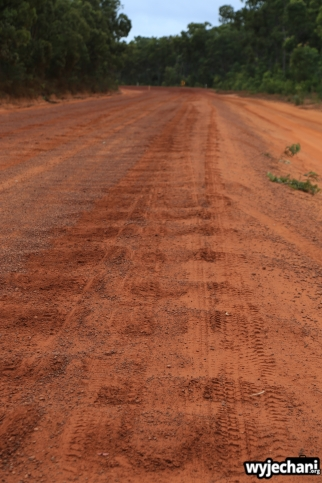 66 Cape York - przejazdy - Bamaga Road