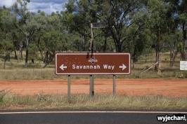 77 Cape York - przejazdy - Savannah Way