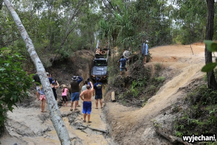 83 Cape York - atrakcje - Gunshot Crossing