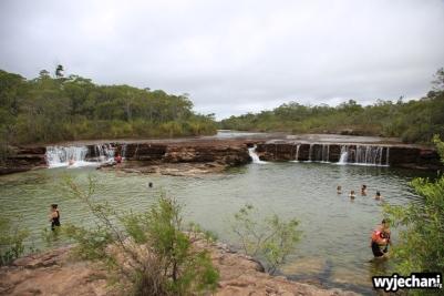89 Cape York - atrakcje - Old Telegraph Track - Fruitbats Falls