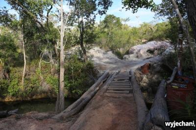 90 Cape York - atrakcje - mostek